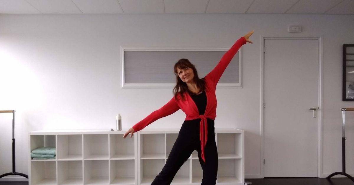 Jolanda van Duynen maakte als instructeur op Soofos haar cursus Fit en stralend 50+
