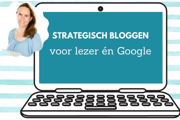 In deze online cursus leer je hoe je bloggen kunt inzetten voor de promotie van je bedrijf