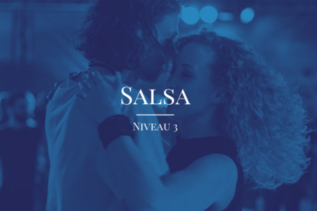 In deze online cursus leer je Salsa dansen niveau 3 met of zonder partner
