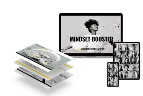 In deze online cursus leer je hoe je jouw doelen kunt halen met de mindset booster methode