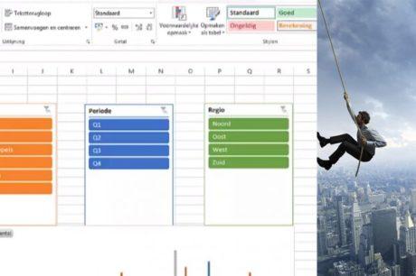 Online cursus Excel