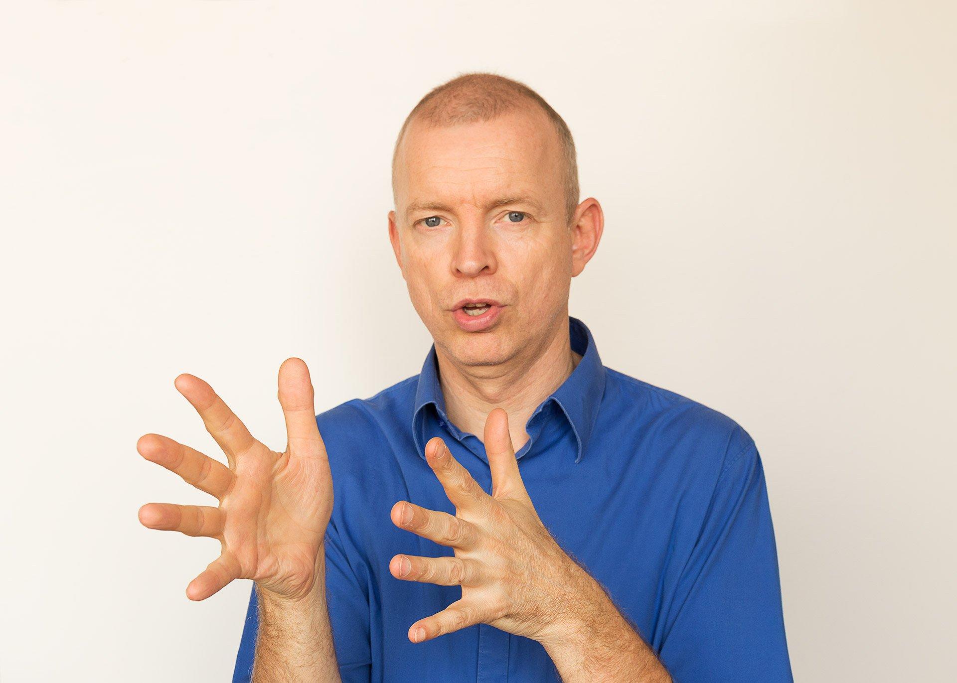 online cursus gebarentaal