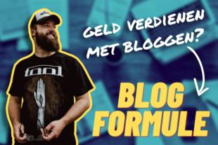 Online cursus Geld verdienen met bloggen