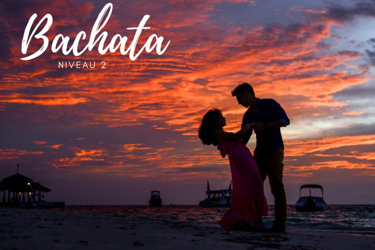 Online cursus Bachata dansen niveau 2, met of zonder partner