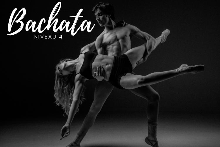 Online cursus Bachata dansen niveau 4, alleen of met partner