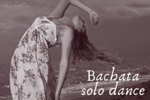 Bachata solo dance
