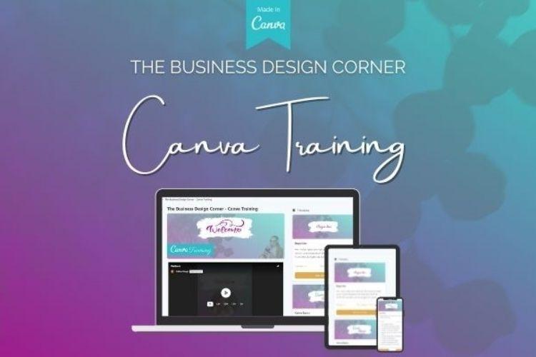 Designen kan iedereen. Leer het in deze canva training
