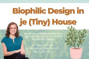Biophilic Design in je Tiny House