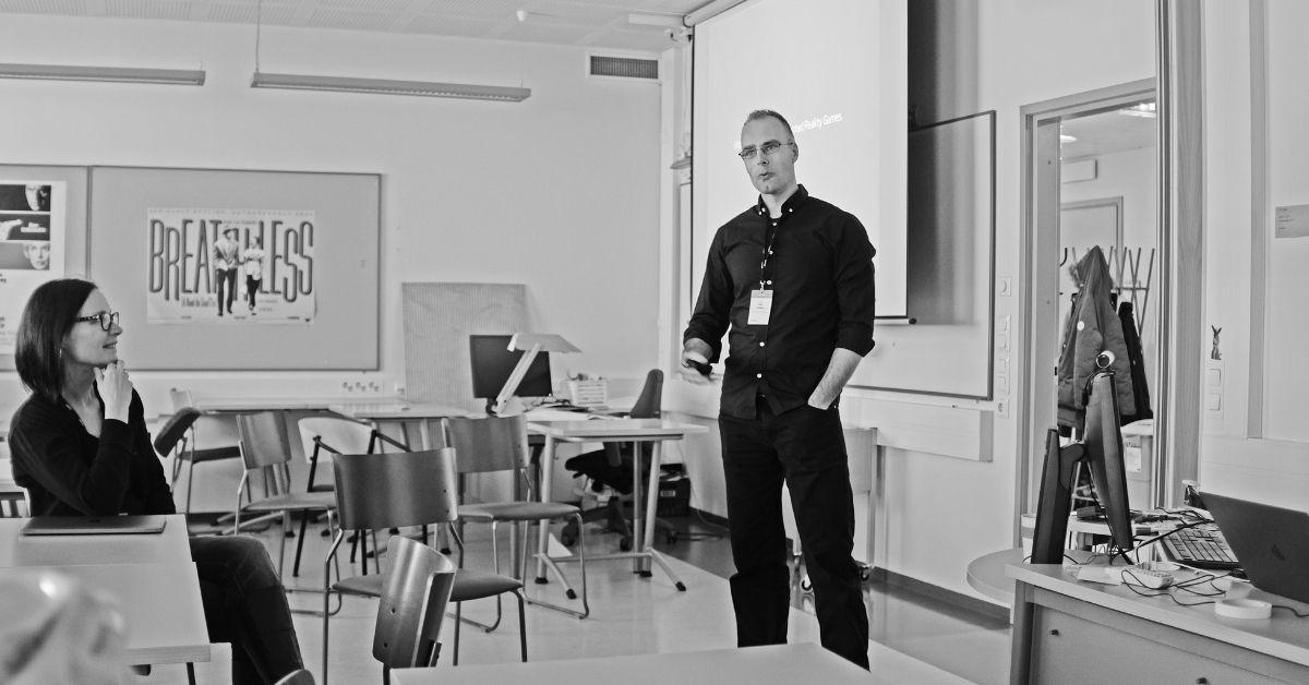 Als instructeur op Soofos maakte Hans Wichman een cursus over hoe je je eigen games kunt ontwikkelen