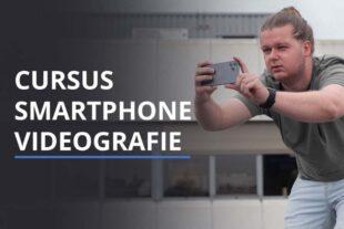 In deze online cursus van Joey Bettenbroek leer je hoe je professionele video's kunt maken met je smartphone
