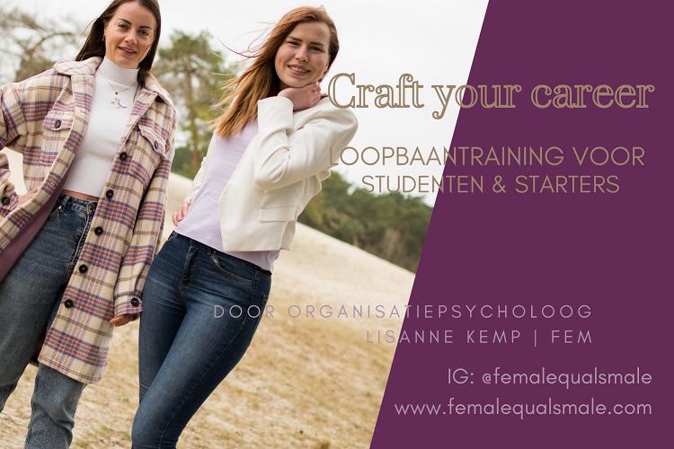 In deze online cursus die is bedoeld voor starters en studenten ga je op zoek naar de baan die bij jou past en leer je hoe je deze kunt binnenhalen