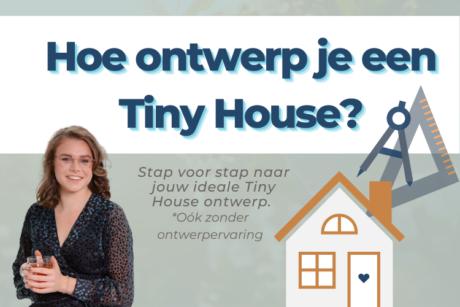 Hoe ontwerp je een tiny house