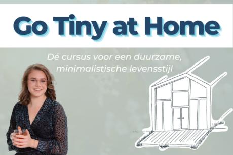 Go Tiny at Home